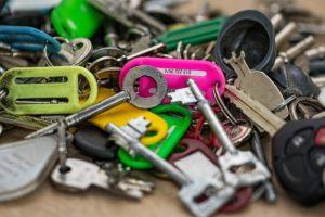Bulk Custom Keyrings