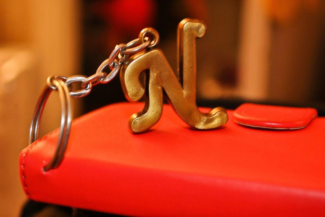 Custom Logo Key Rings