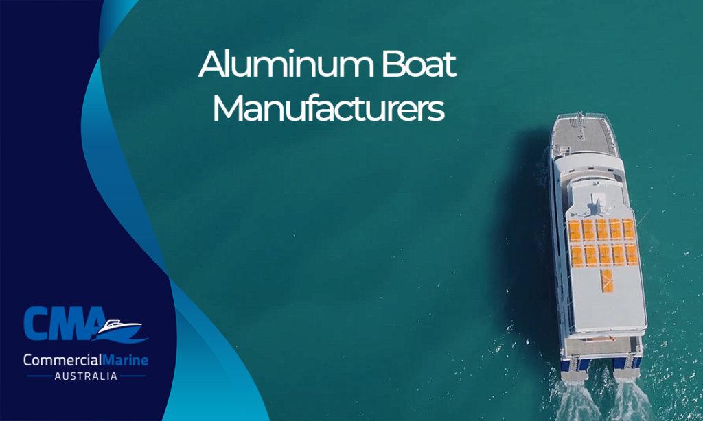 boat builders Aluminum