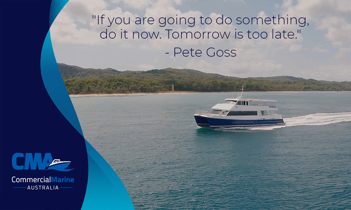 boat builders Australian