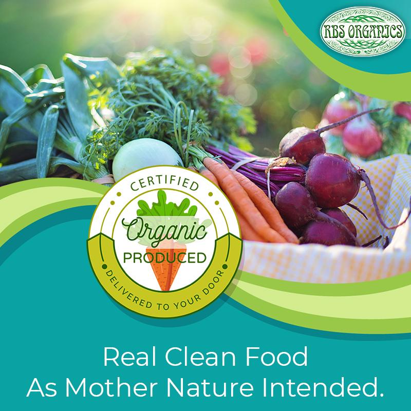 Organic Produce Brisbane
