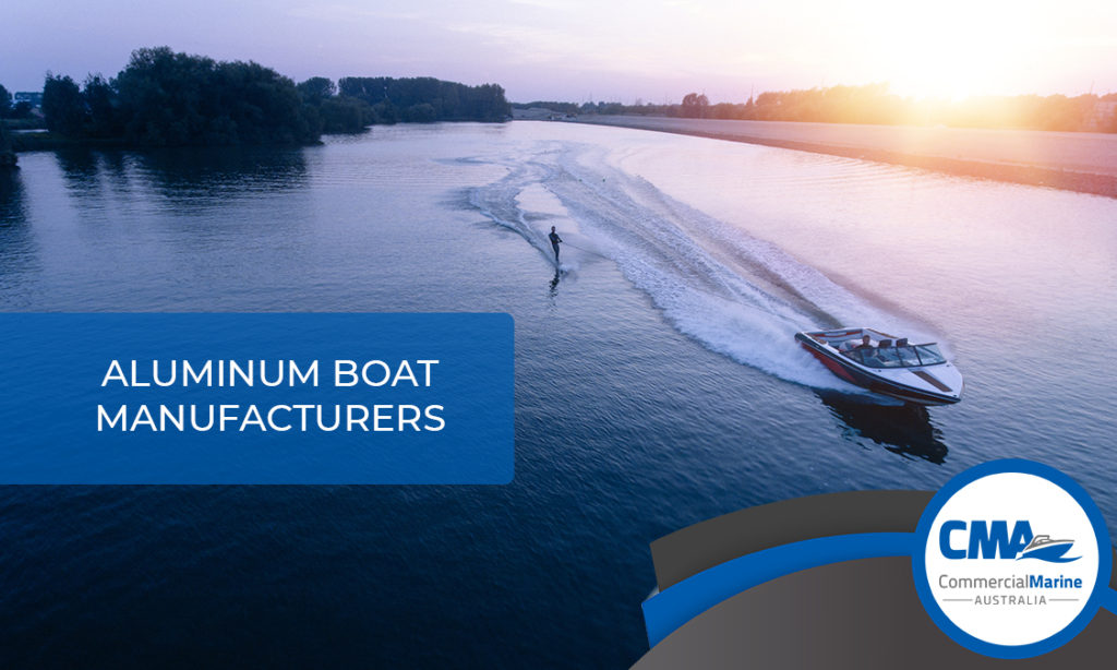 boat builders aluminium Queensland