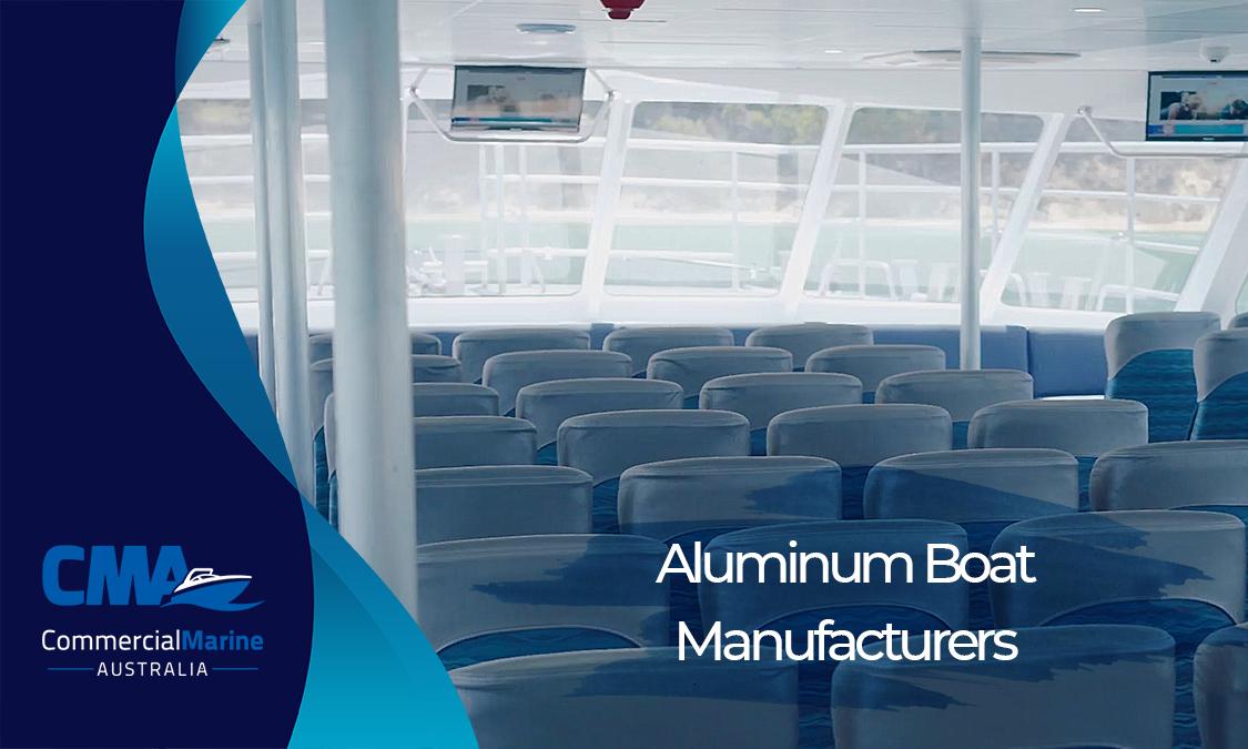 Queensland aluminium boat builders