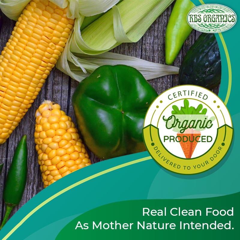 Brisbane organic foods