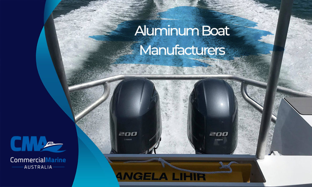 Aluminium Boat Builders Queensland