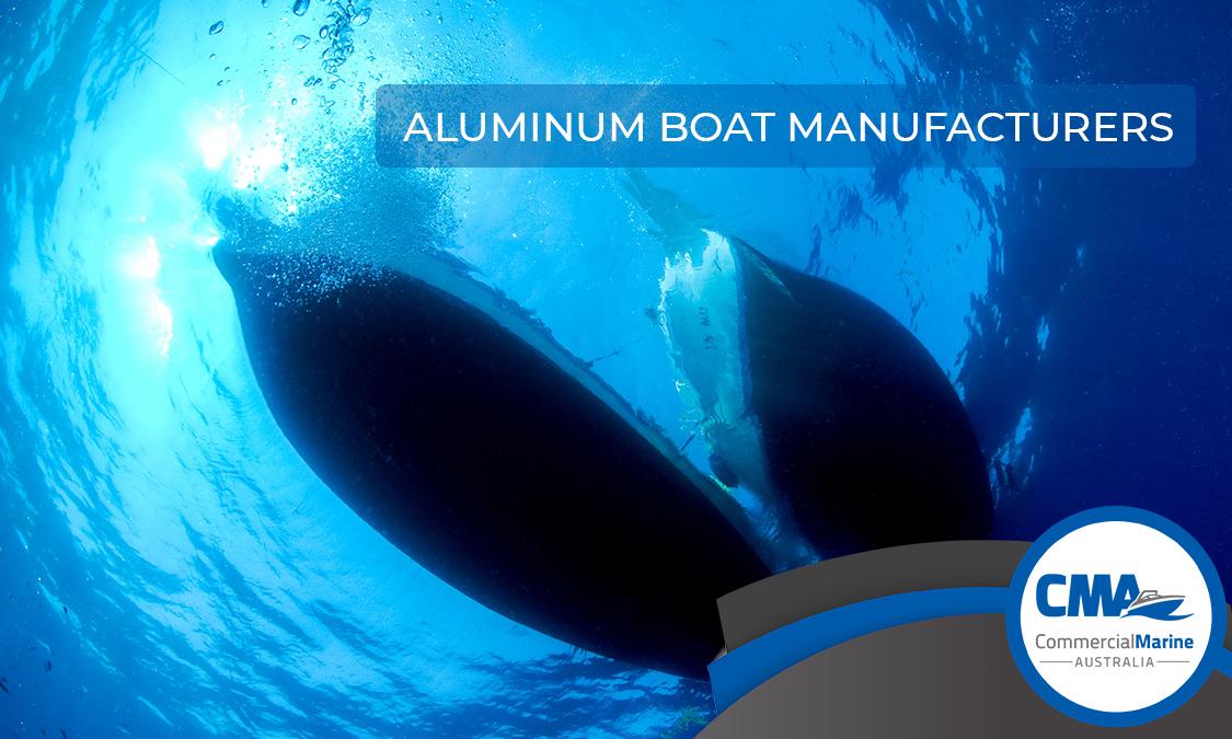 boat manufacturers in Australia aluminium
