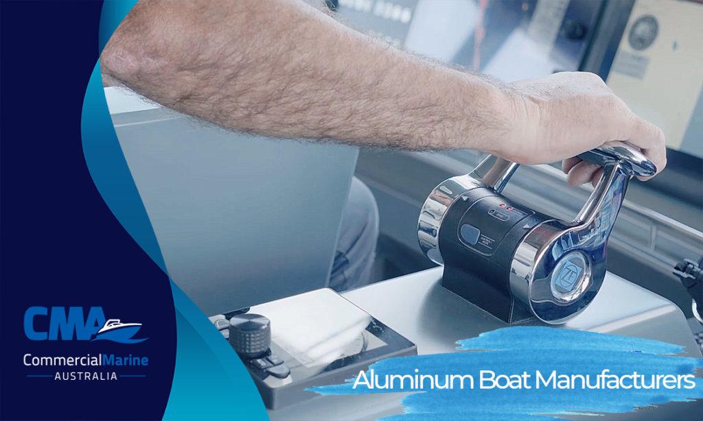 Boat Builder Aluminium Australia