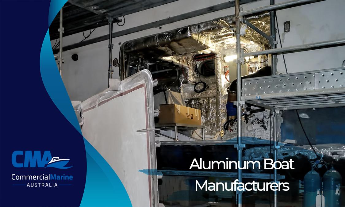 manufacturers in Australia aluminium boat