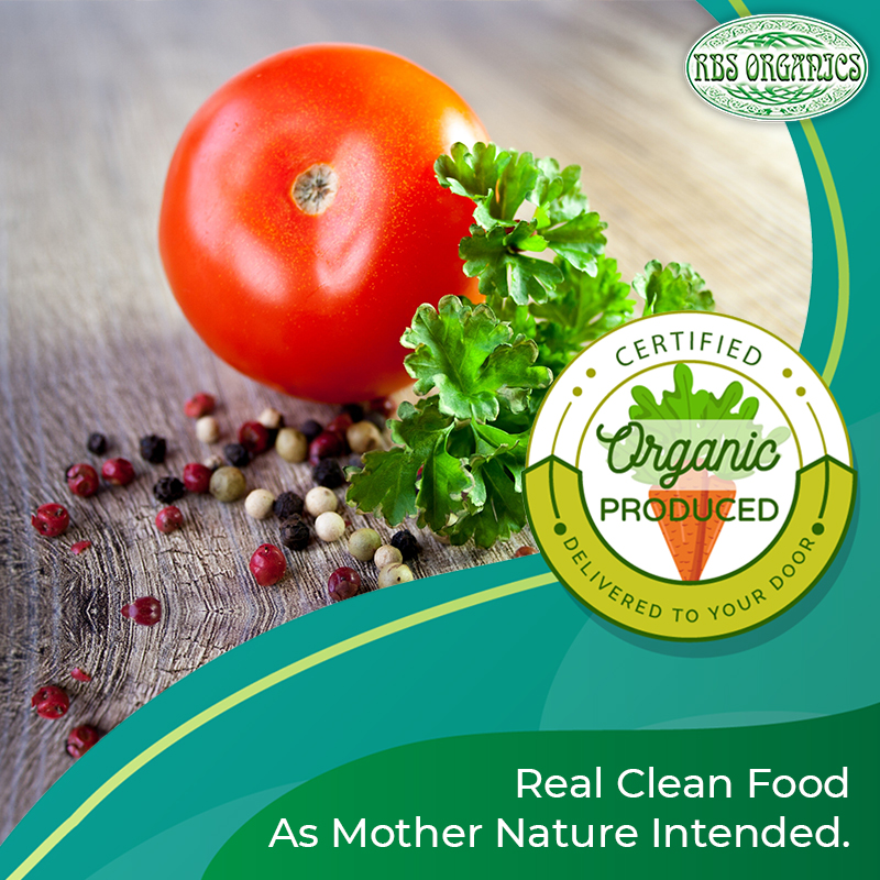 Organic Food Brisbane