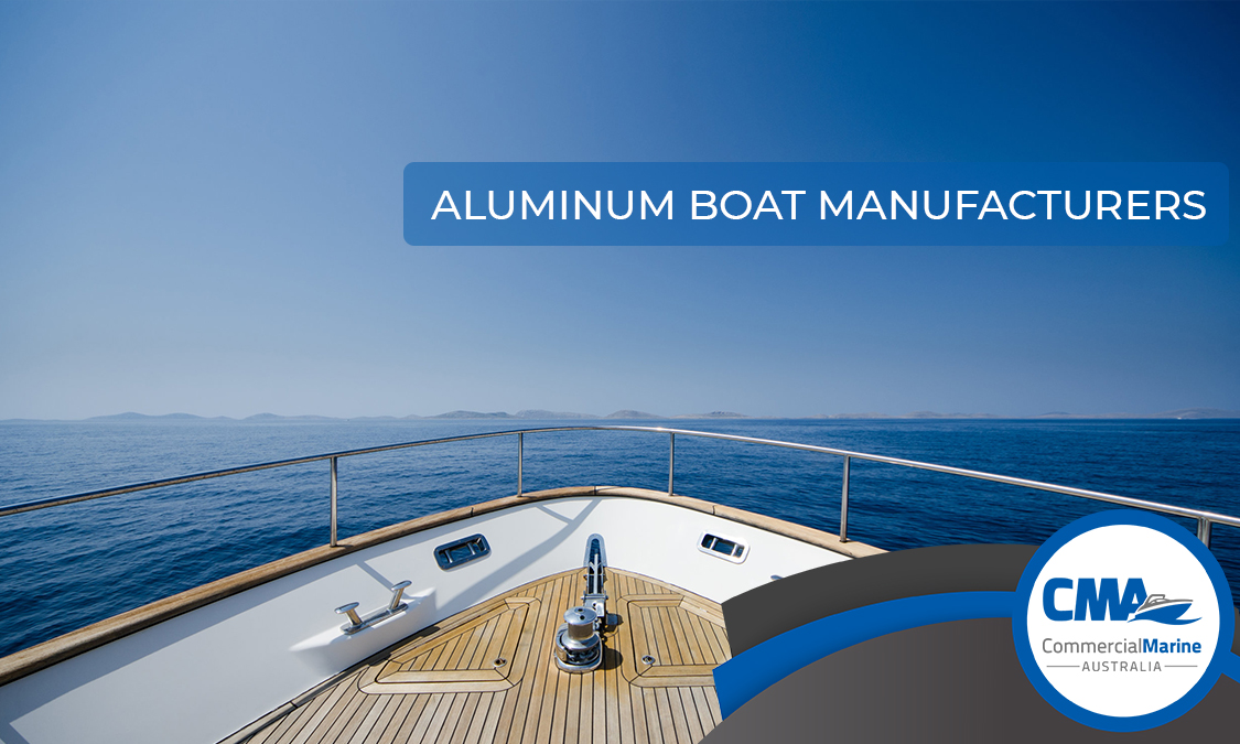Boat Builders Queensland Alumunium