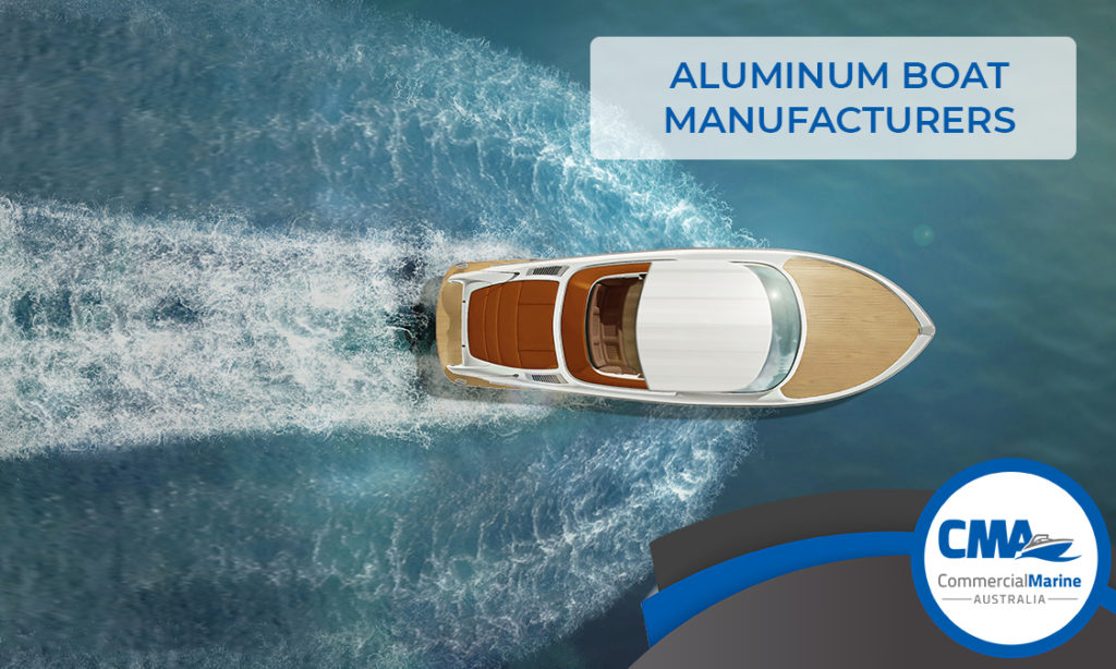 boat builders aluminium in Brisbane