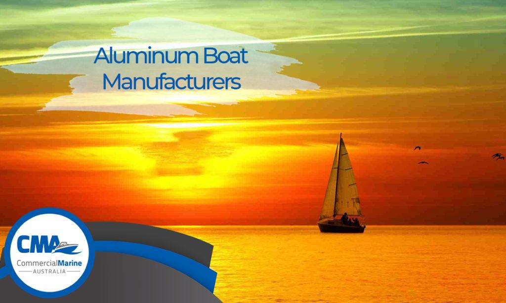 Boats in Australia Aluminium