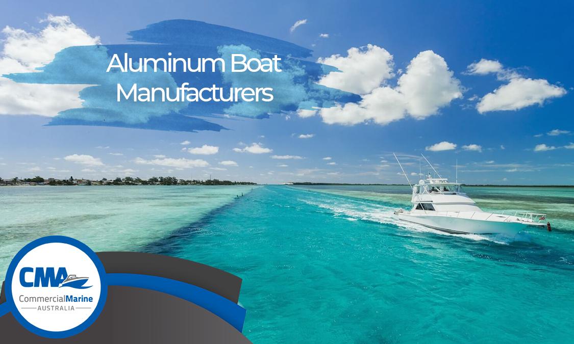 aluminium boats Australian made