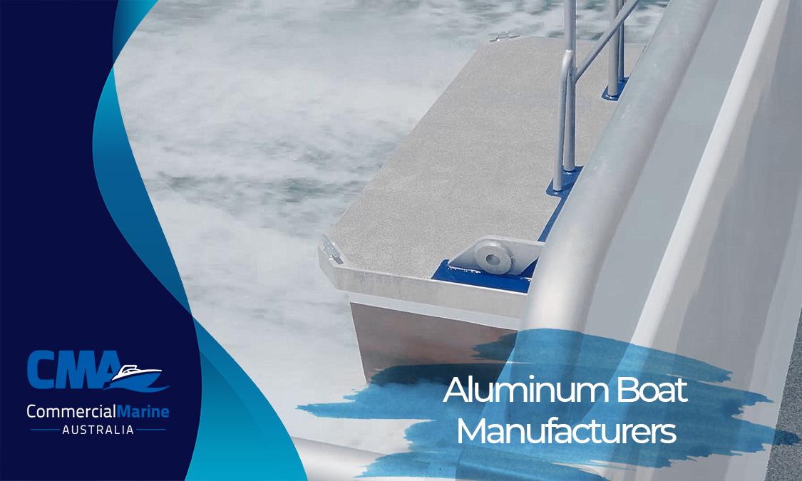 boat builders in Brisbane Aluminium