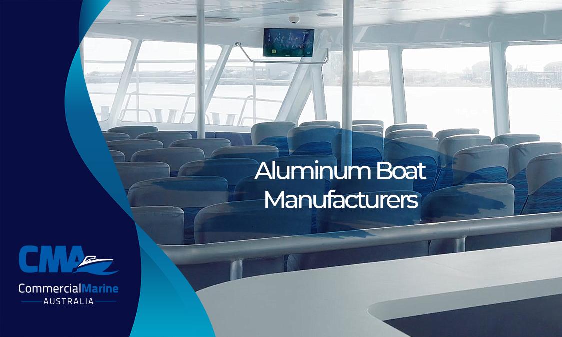 boat builders aluminium
