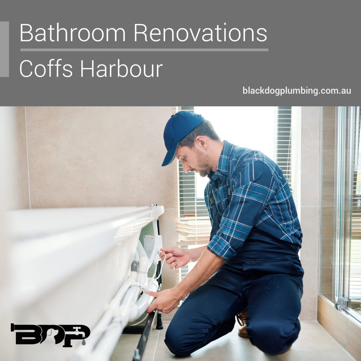 bathroom renovations Coffs Harbour