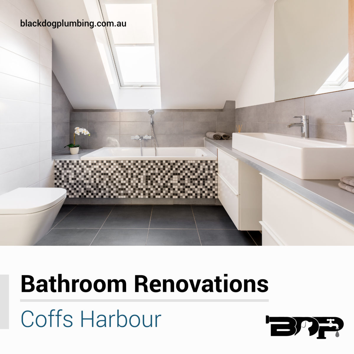 bathrooms Coffs Harbour