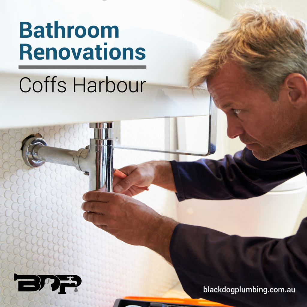 bathrooms Coffs Harbour