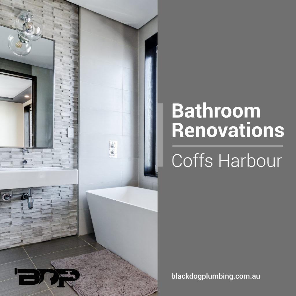 bathroom renovations Coffs Harbour
