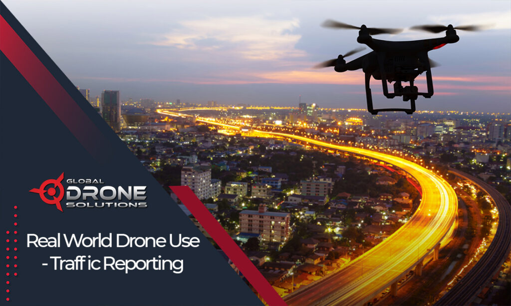 drone flying training