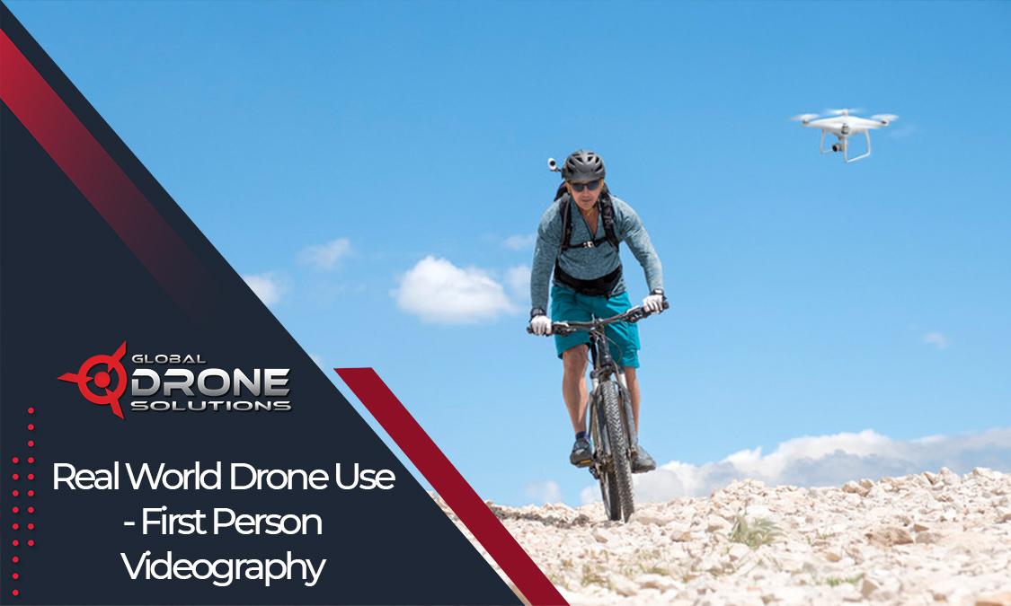 flying training drone