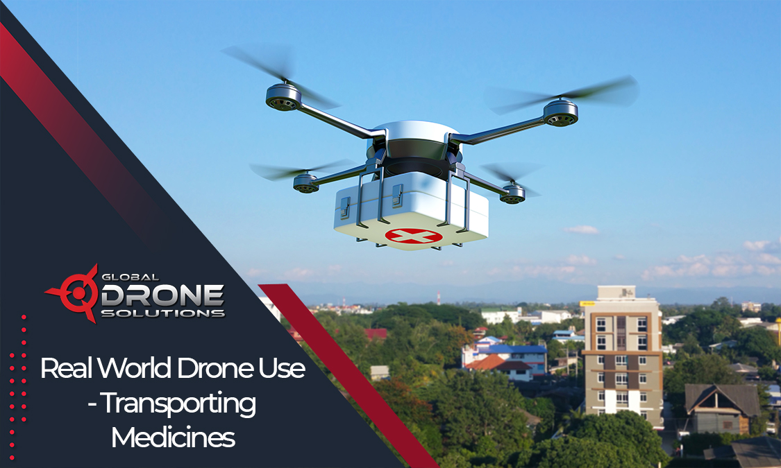 training drone operator