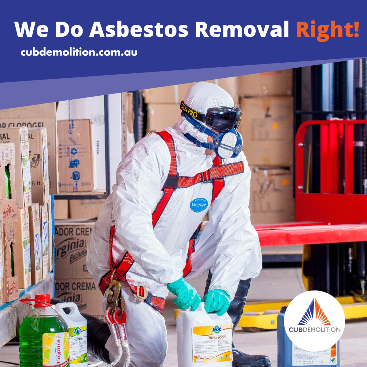 Newcastle asbestos removal