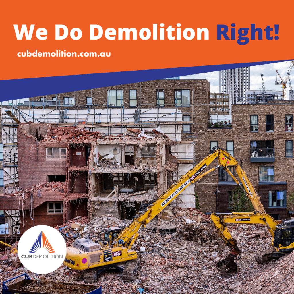 Demolition Newcastle