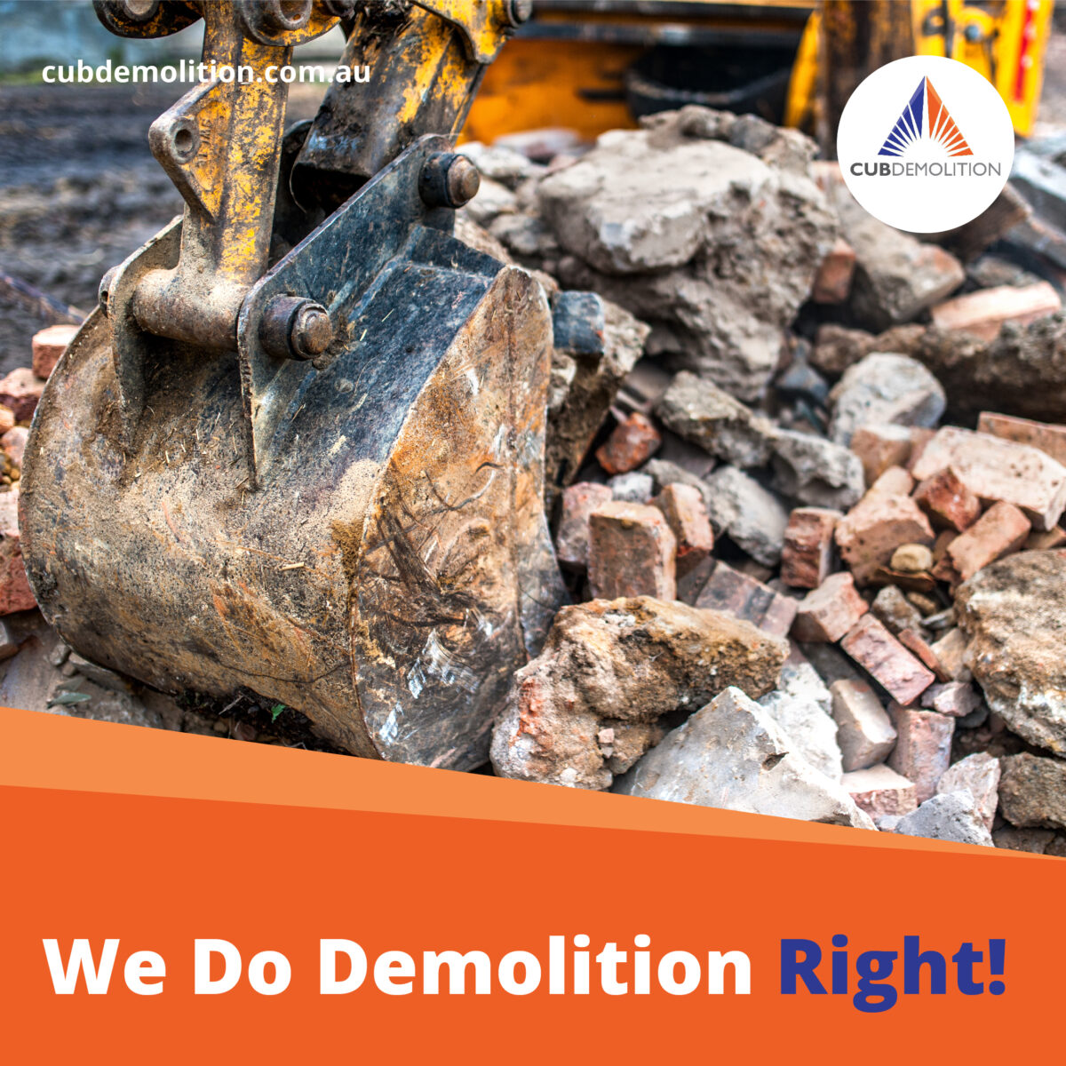 Newcastle demolition