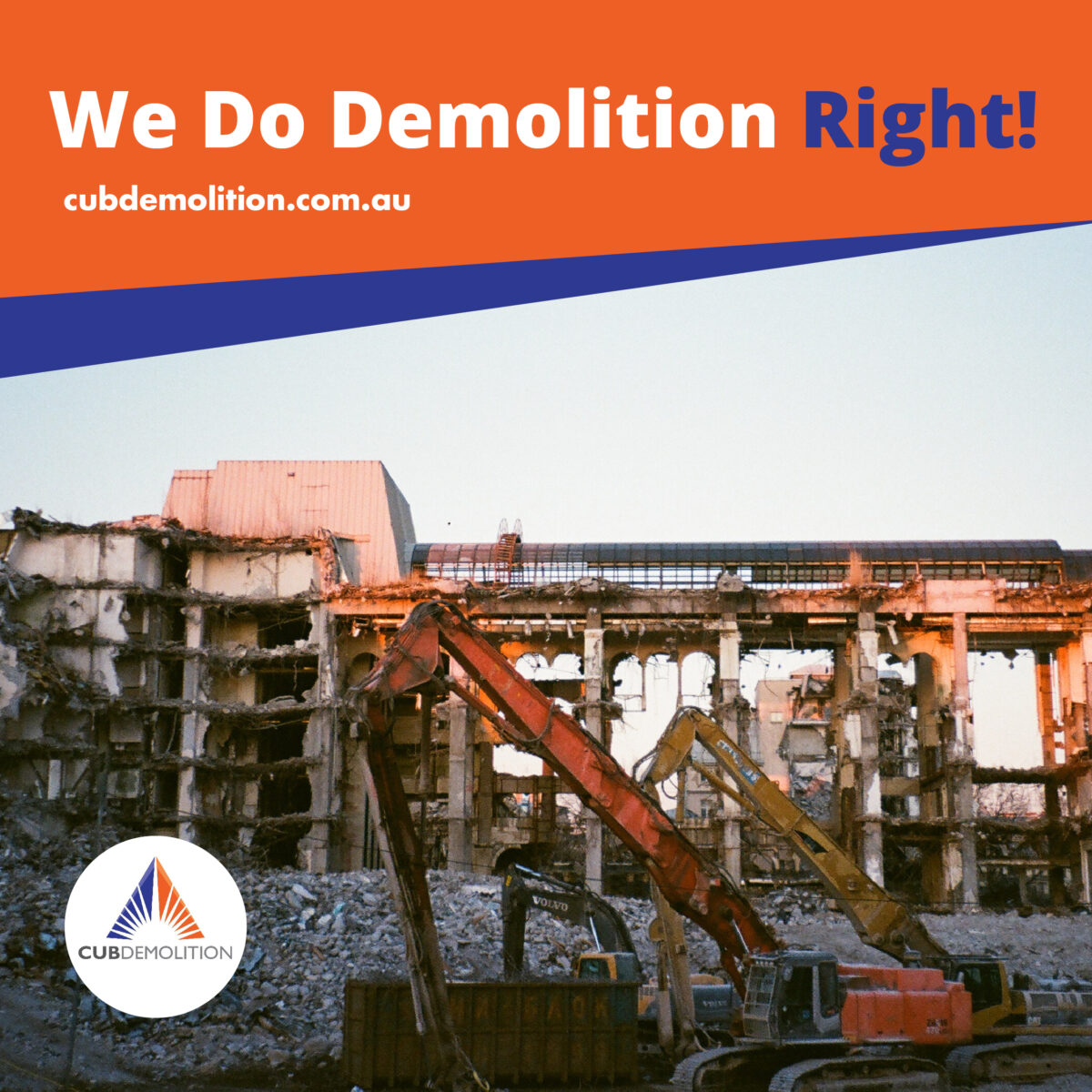 demolition cost in Newcastle house