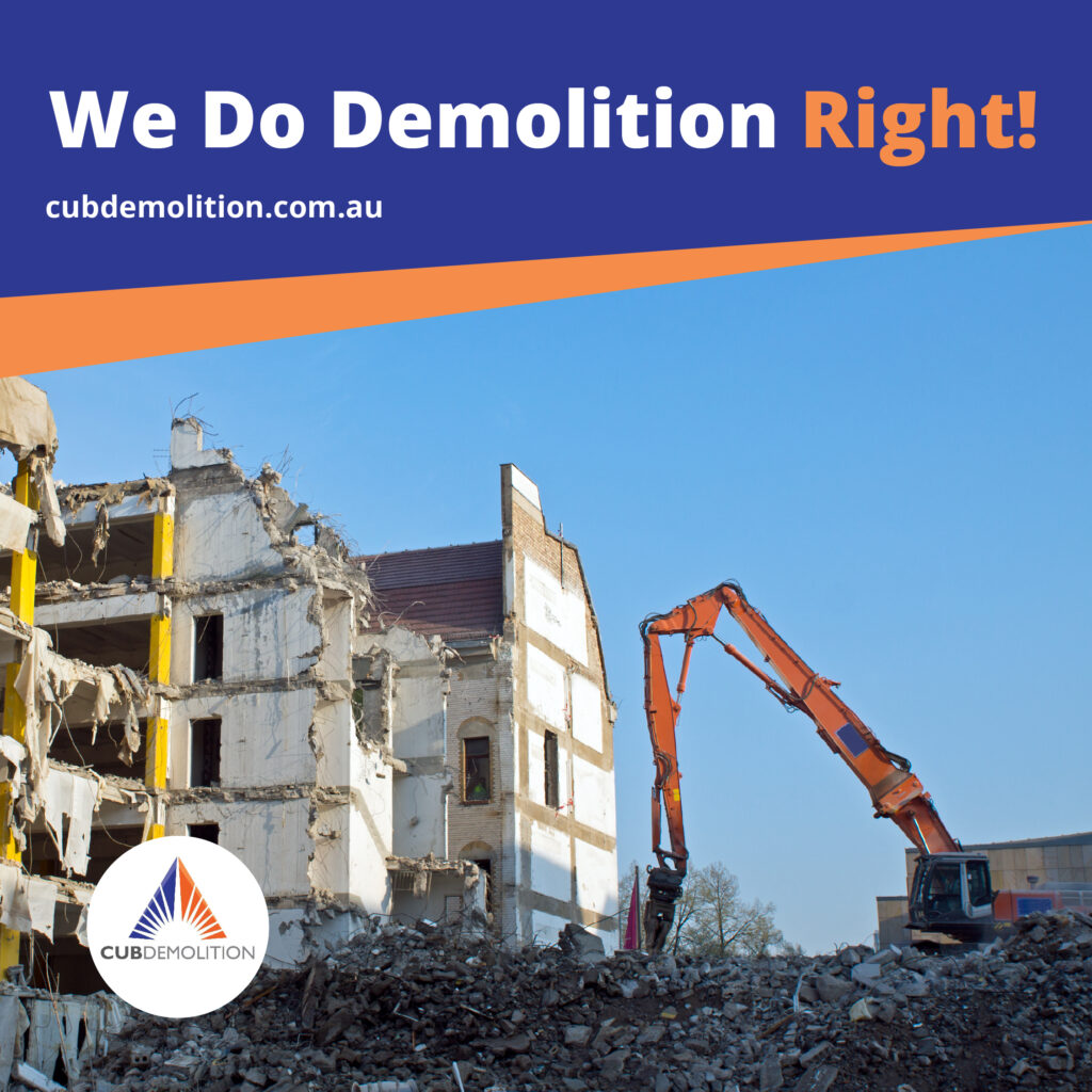 Demolition Contractors Near Me