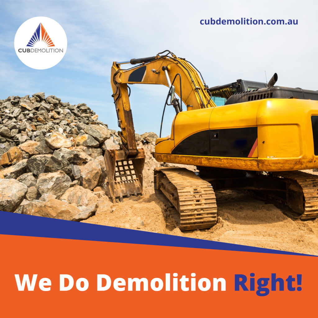 Demolition Services Newcastle