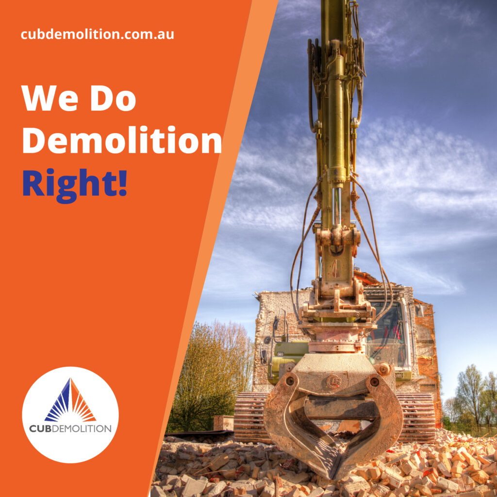 Demolition Contractors Newcastle