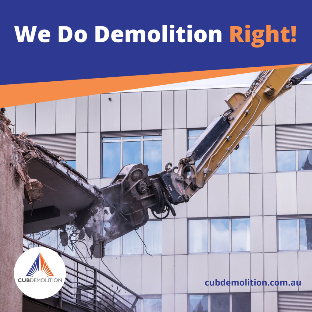 Demolition Newcastle NSW
