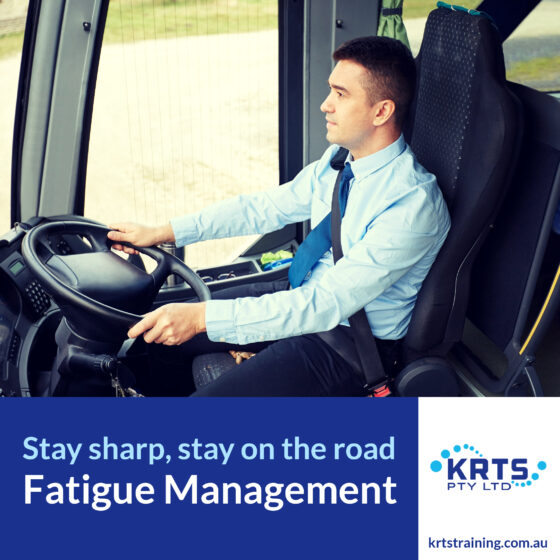 fatigue management course