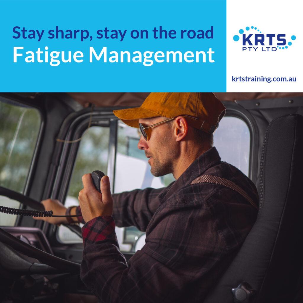 course fatigue management