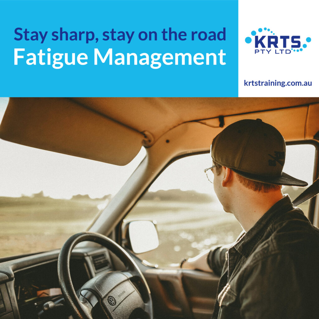 advanced course fatigue management