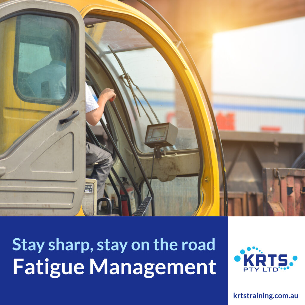 management course advanced fatigue