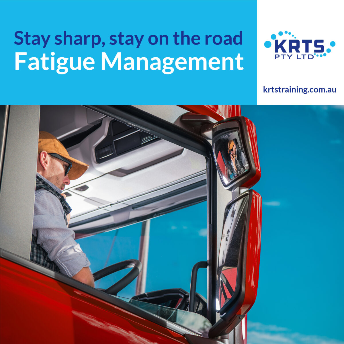 training course fatigue management