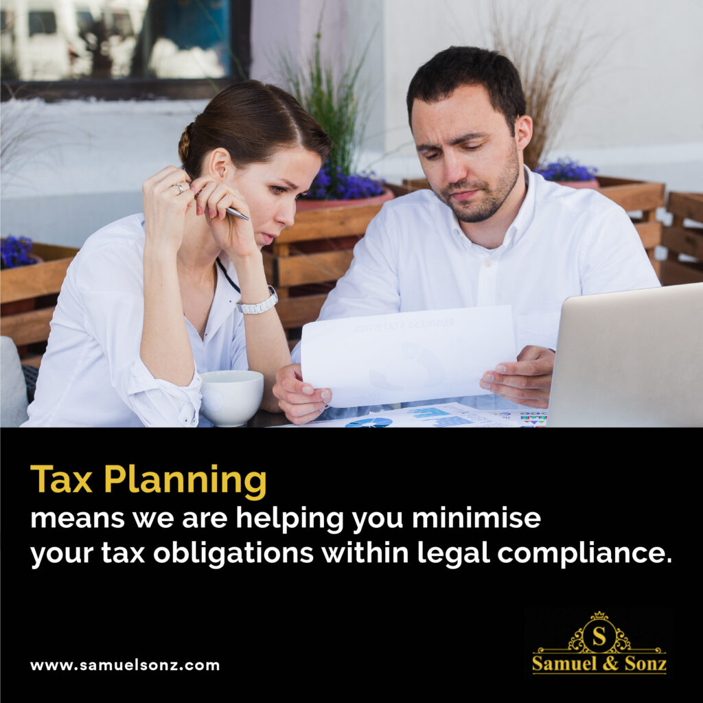 Sydney tax accounting services