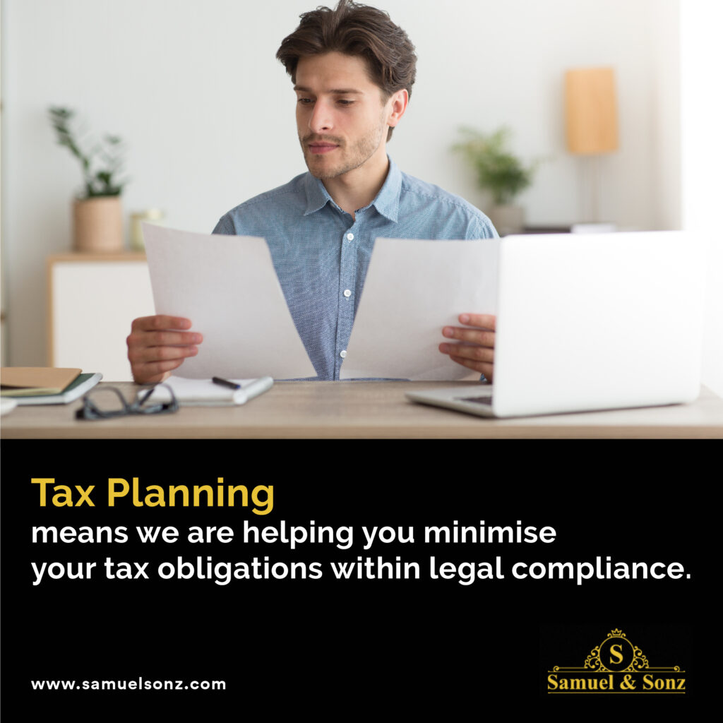taxation accounting services sydney