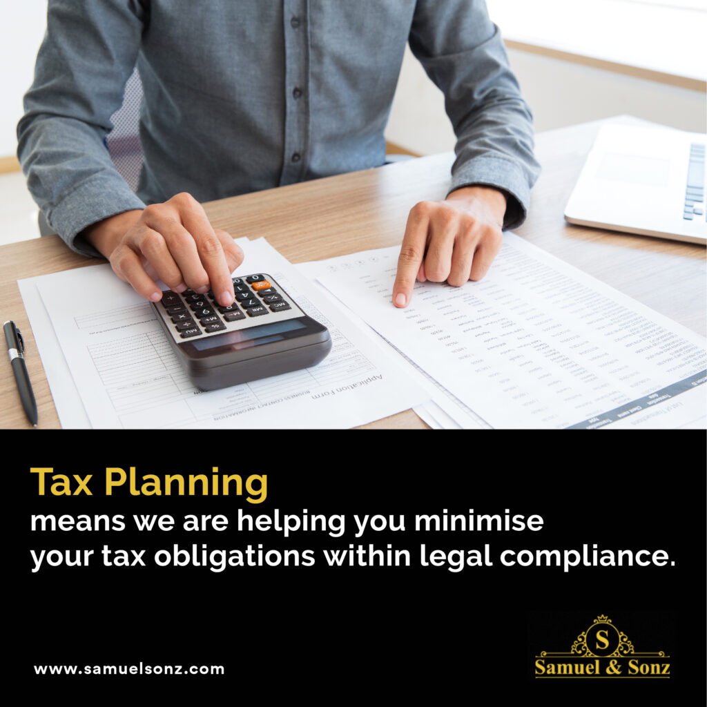tax accounting services sydney