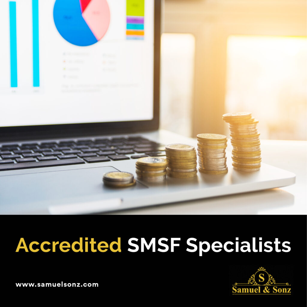Accredited SMSF Specialist Sydney