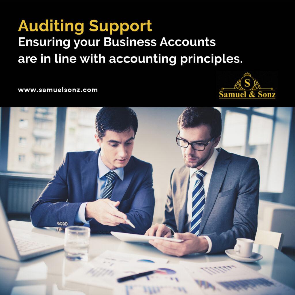 Tax Auditing Sydney