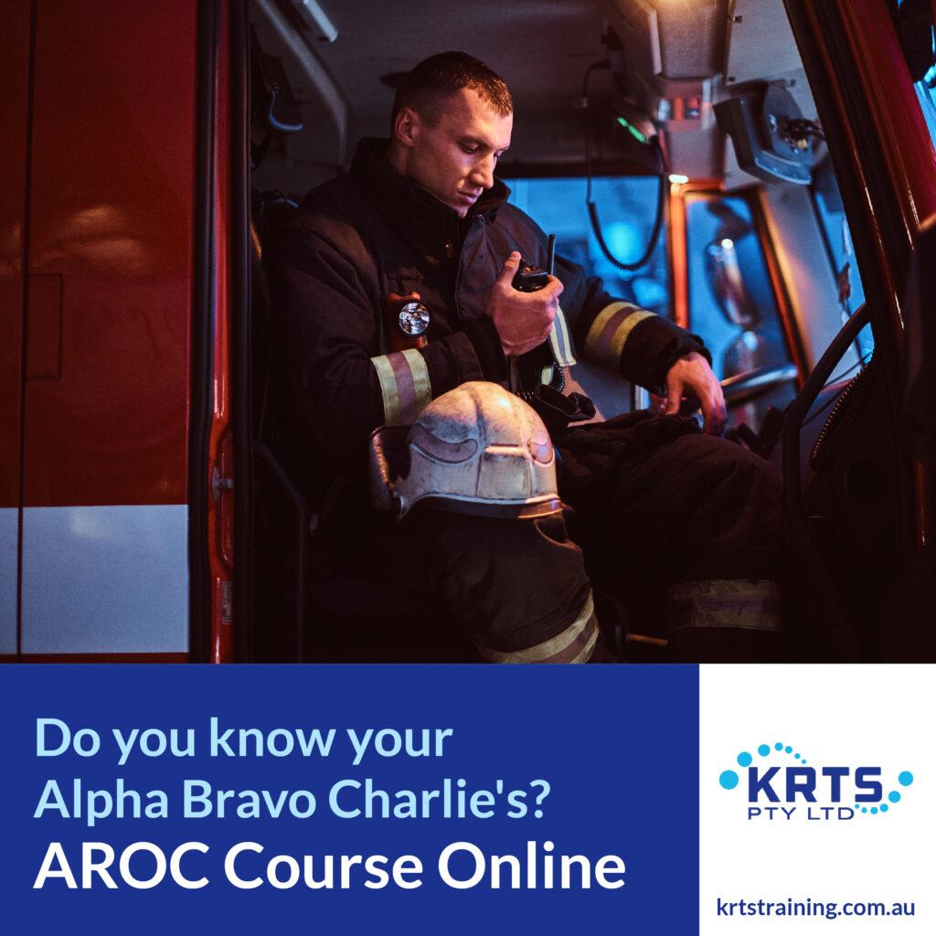 AROC – Aeronautical Radio Operator Certificate