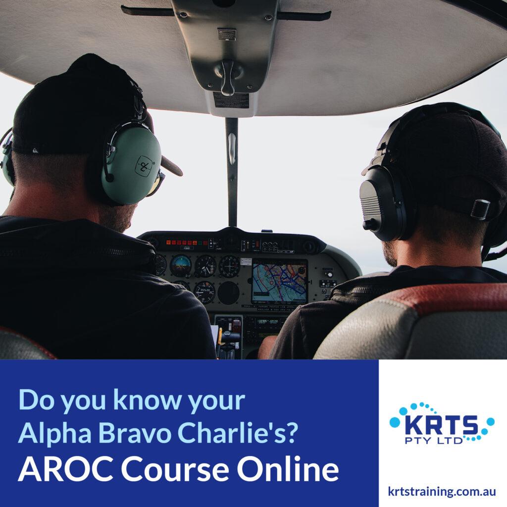 Aeronautical Radio Operator Certificate Online