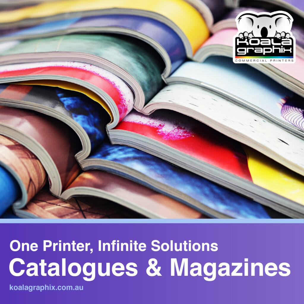 Commercial Printer Brisbane
