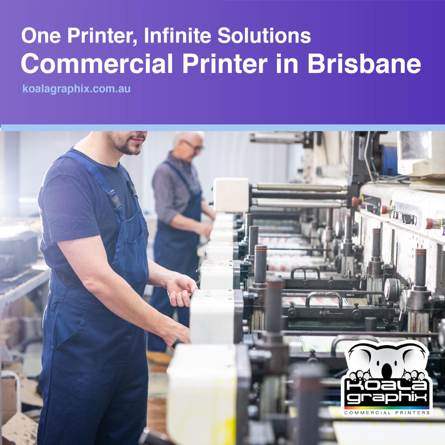 Brisbane printers