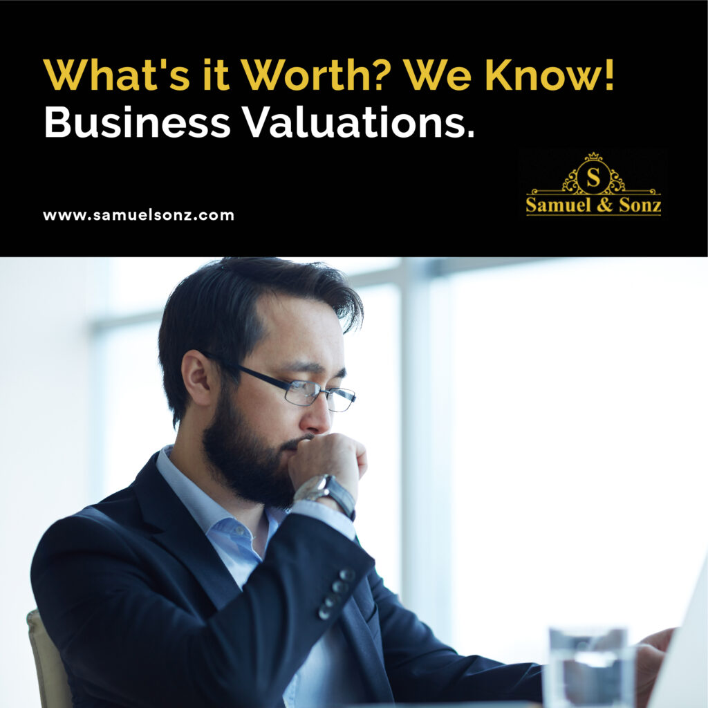 Sydney Business Valuations