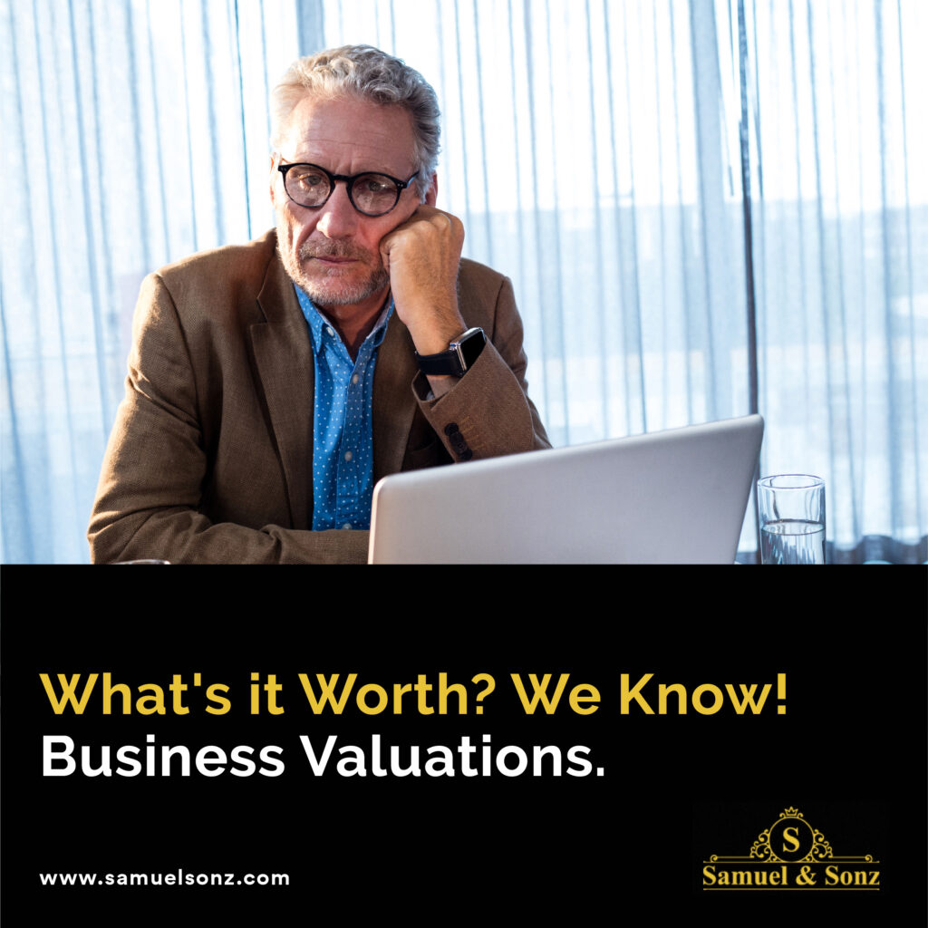 Valuations Business Sydney